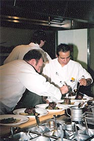 Two Working Chefs